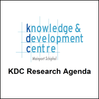 KDC research agenda - click here tot download the latest version