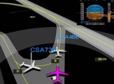 Safe Airport Navigation DemonstratOR (SANDOR)
